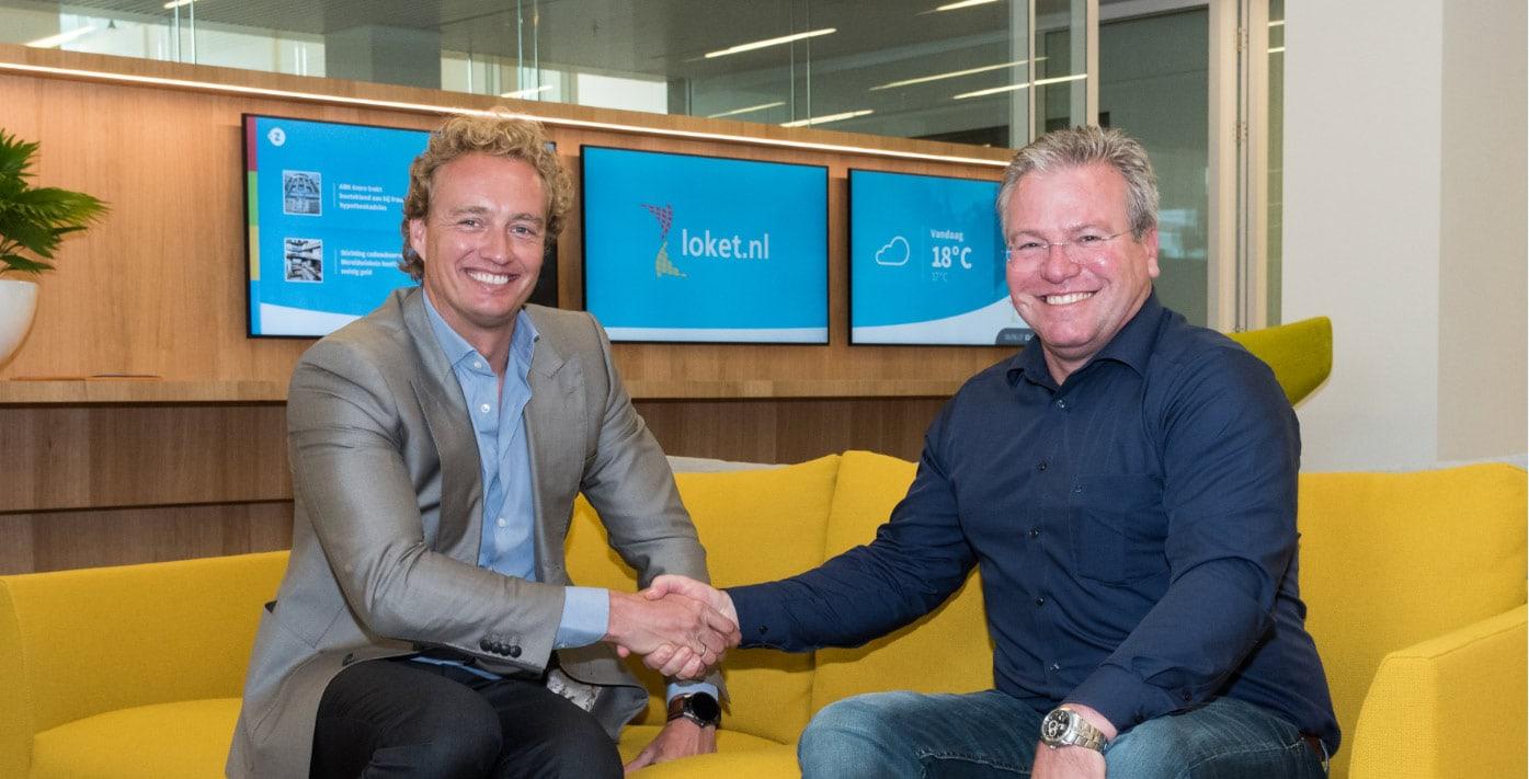 Dubbele invoer in verschillende systemen is verleden tijd door de koppeling tussen Loket.nl en Benefits-Plaza