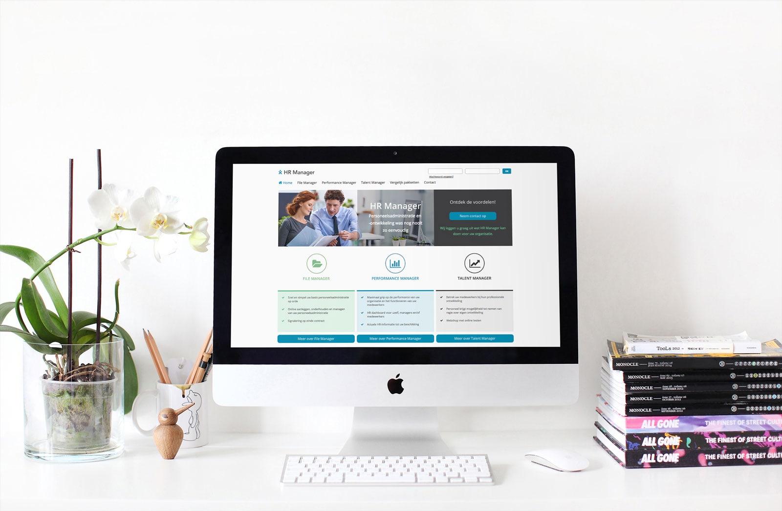 Krijg inzicht in het talent en potentieel van jouw personeel met HR Manager van Blue Carpet!