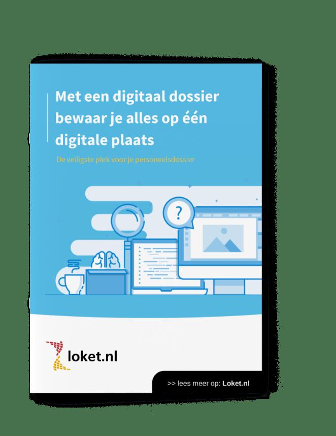 Digitale dossier, voor alles op een plaats