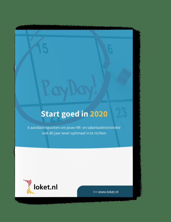 Start goed in 2020