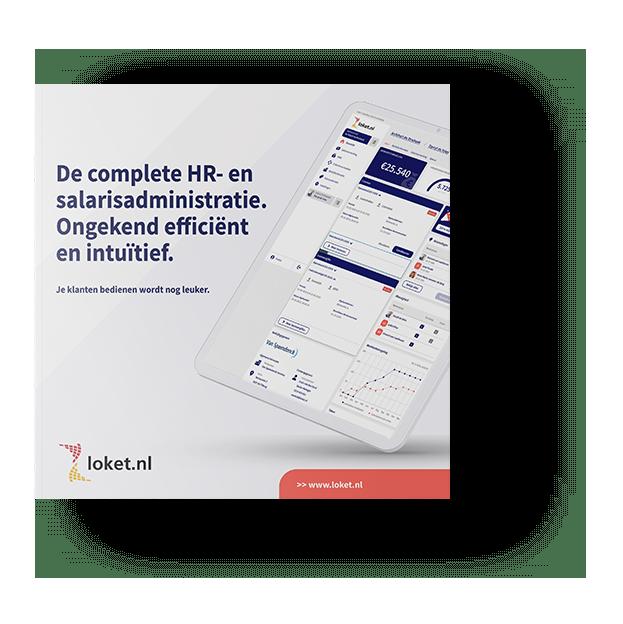 Salarisadministratie - Brochure Loket.nl accountantskantoren