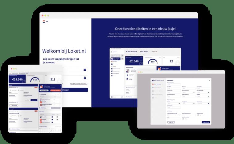 HR software - applicatie