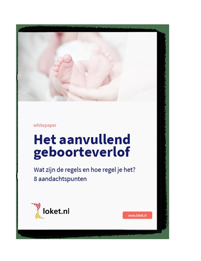 Whitepaper Aanvullend geboorteverlof cover