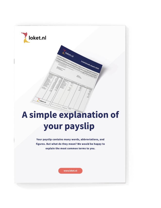 cover explanation payslip english