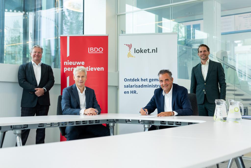 Loket.nl en BDO Accountants & Adviseurs contractverlenging
