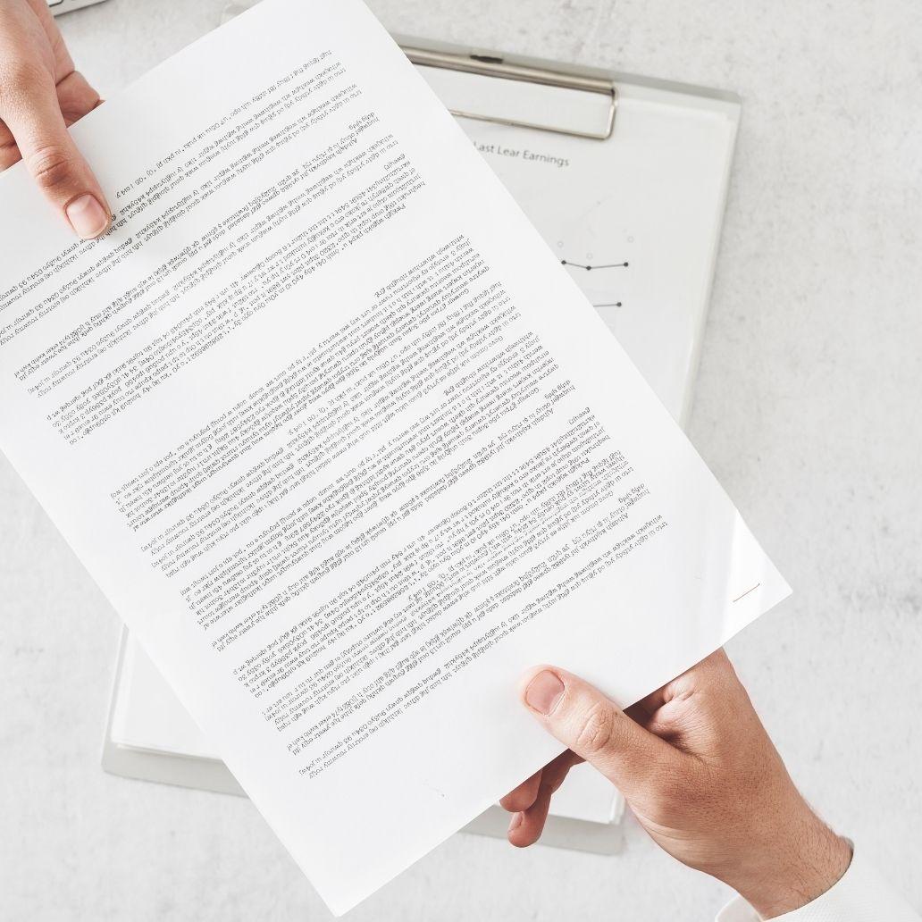 min-max contract