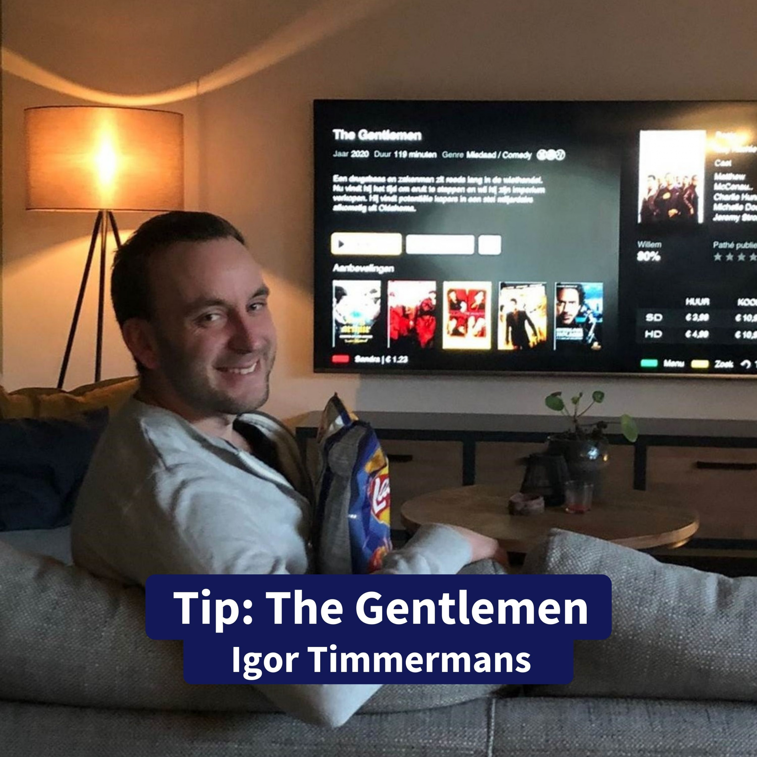 Filmtip Igor Timmermans
