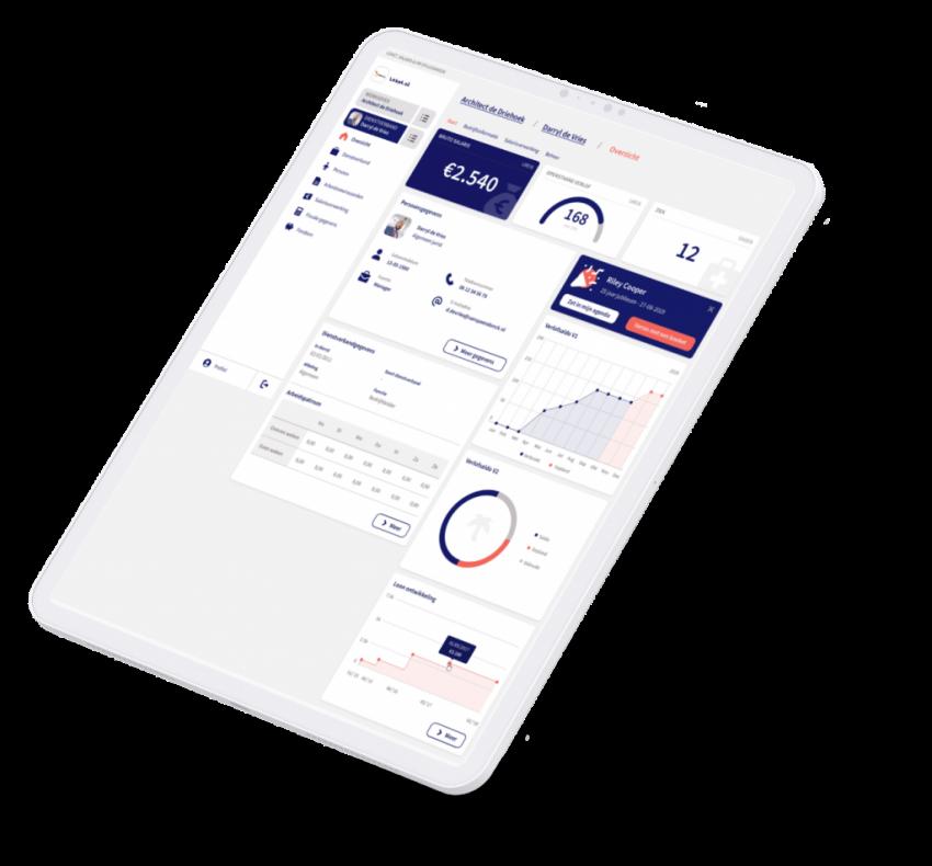Salaris software - Loket.nl